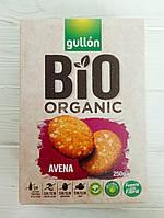 Печенье Gullon Bio Organic (Италия) Avena овсяное 250гр