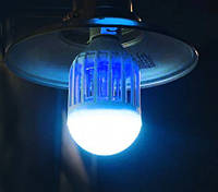 Антимоскитная  лампа-светильник от комаров Noveen IKN803 LED - светодиодная лампа от комаров