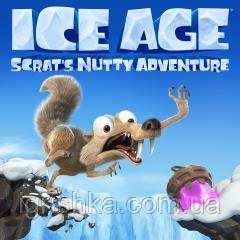 Ледниковый Период: Сумасшедшее Приключение Скрэта! Ps4 (Цифровой аккаунт для PlayStation 4) П3