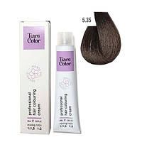 Крем-фарба для волосся Tiare Color 60 мл 5.35 Light chocolate brown