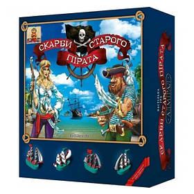Игра настольная Bombat Game Сокровища старого пирата (2-3 игрока, 8+ лет) | Настольный игровой набор