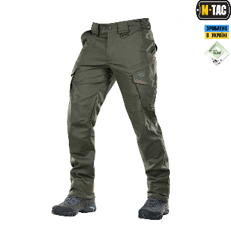M-Tac брюки Aggressor Gen II Flex Army Olive