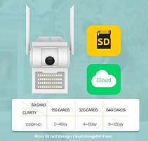 Камера D2 WIFI IP with light 2.0mp уличная, фото 3