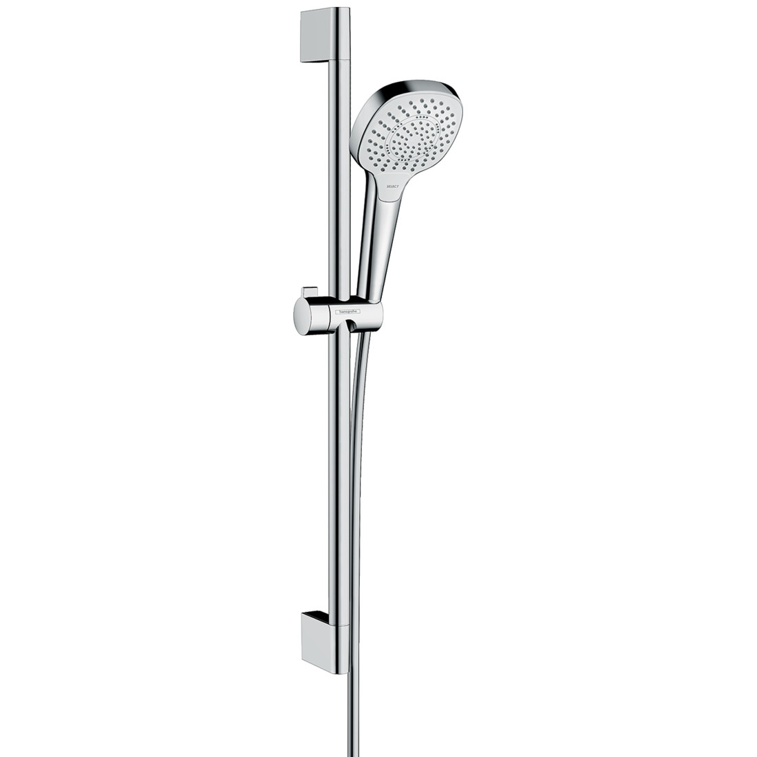 CROMA Select E Multi душевой набор 0,65м, белый/хром