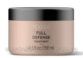 Lakme Teknia Full Defense Treatment - Защитная маска для проблемных волос 250 мл
