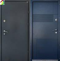 Двері вхідні Бастіон-БЦ ОФІС-МАКС Ескада-1 ПВХ-58, двері для офісу, квартири, двері броньовані, для вулиці.