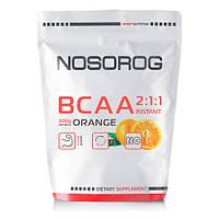 Nosorog BCAA 2:1:1 апельсин, 200 гр
