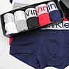 Набор трусов Calvin Klein 5шт+подарок носки 3 шт., фото 4
