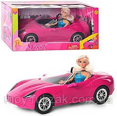 Кукла DEFA с машинкой, 8228