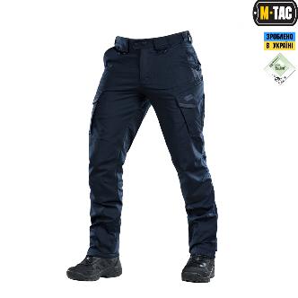 M-Tac брюки Aggressor Gen II Flex Dark Navy Blue