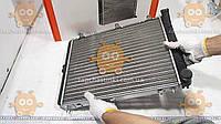Радиатор МОСКВИЧ 2141 алюминиевый (пр-во EuroEx Венгрия) EE 98393