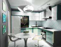 Кухня Исида – совершенство в малейших деталях