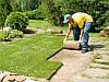 Пристрій рулонного газону
