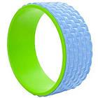 Колесо кільце для йоги та фітнесу EVA 33 х 13 см, фото 5