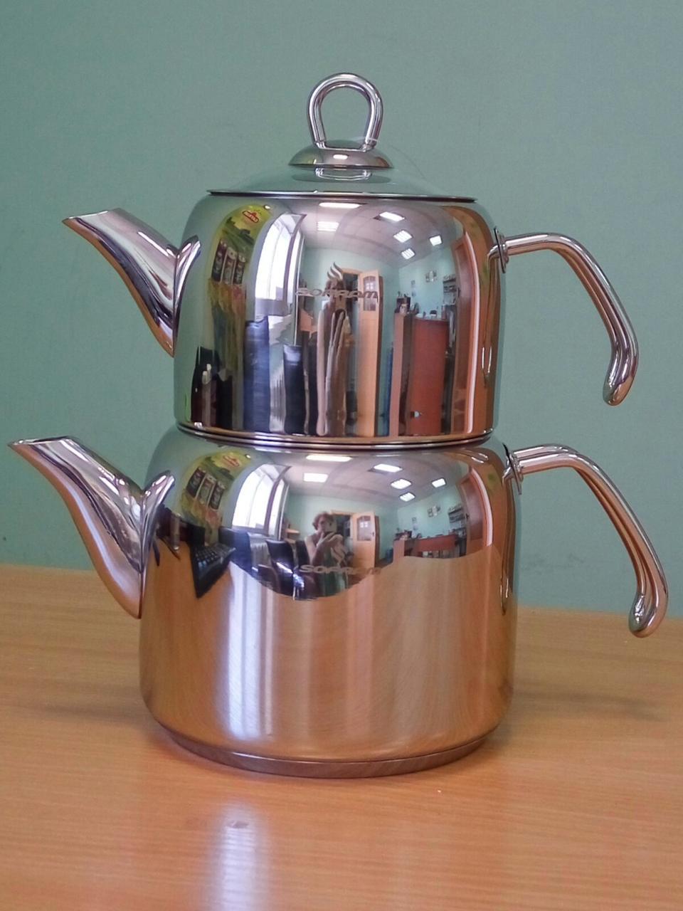 Турецкий чайник - Sofram (medium size) в коробке