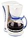 Кофеварка капельная MAESTRO MR-400 белая | кофемашина Маэстро, Маестро (800 Вт, Anti-drip, на 10-12 чашек), фото 6