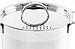 Кастрюля с крышкой из нержавеющей стали Maestro MR-3511-20 (3 л) | набор посуды Маэстро | кастрюли Маестро, фото 2