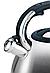 Чайник со свистком из нержавеющей стали Maestro MR-1319 (4.3 л) | металлический чайник Маэстро, Маестро, фото 2
