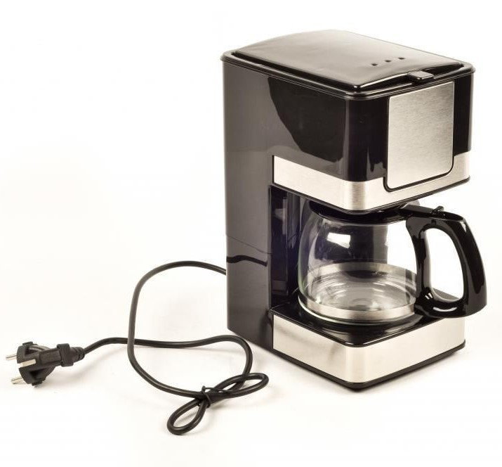Кофеварка капельная Maestro MR-405 | кофемашина Маэстро, Маестро (800 Вт, на 4-6 чашек)