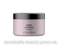 Lakme Teknia Frizz Control Treatment - Дисциплинирующая маска для непослушных или вьющихся волос 250 мл