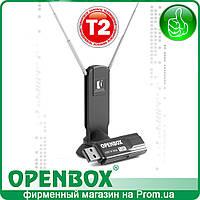 Адаптер Openbox USB-T2 для эфирного ТВ с антенной (Retail)