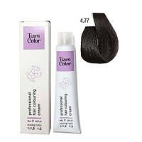 Крем-фарба для волосся Tiare Color 60 мл 4.77 Medium brown brown intensive