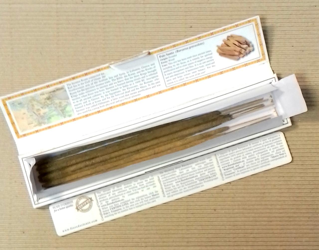 Индийские палочки Palo Santo