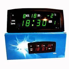 Описание Настольные электронные Led часы Season функция календаря температуры будильника