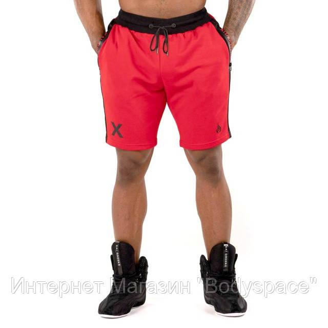 Ryderwear, Шорты спортивные Kai Greene Track Short, Red