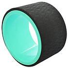 Колесо кільце для йоги та фітнесу EVA 15 см, фото 2