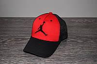 Кепка тракер Jordan Red/Black(S) ⏩ Наличие: Шт.1
