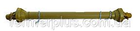 Карданный вал для косилки, сажалки, сеялки (60 см) 6*6 шлицов