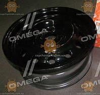 Диск колесный R14x5,5 4x108 ET24 DIA 65,1 Citroen Berlingo, C2, ZX/ZX Break, Samand, Pegeot 206, 106 (черный) (пр-во ДК)