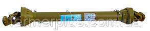 Карданный вал для косилки, сажалки, сеялки (80 см) 8*8 шлицов