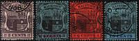 Британский Маврикий 1904 год подборка