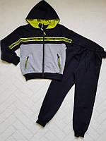 Венгерский спортивный костюм для мальчиков.Размеры 140-146 см.Фирма S&D. Венгрия