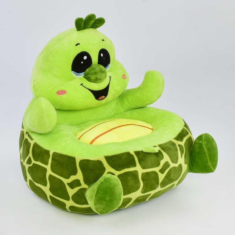 Детское мягкое кресло Черепаха (С 31195)