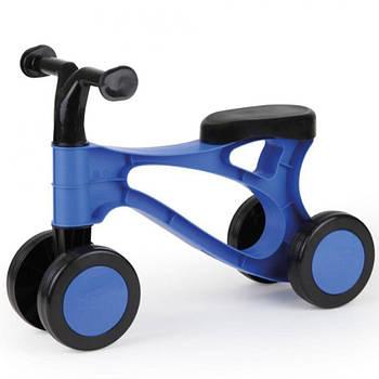 Мій перший скутер, синьо-чорний Lena 7168