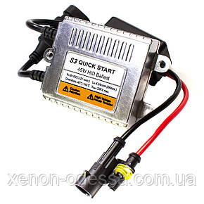 Блок быстрого розжига S3 Quick Start 45W AC Slim / балласт для ксенона, фото 2