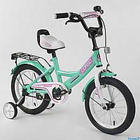 """Велосипед детский двухколесный CORSO 12"""" (CL-12 D 0211) со звонком"""