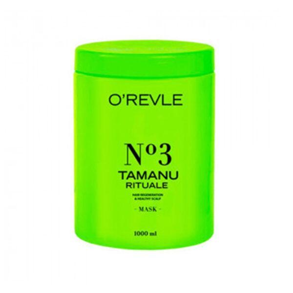 Маска O'Revle Tamanu Rituale (Укрепление и увлажнение волос)№3 1л
