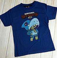 Детская футболка 3-7 лет для мальчиков Турция оптом