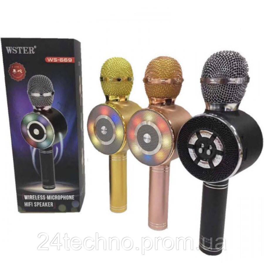 Микрофон DM Karaoke WS669