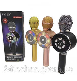 Микрофон DM Karaoke WS669, фото 2