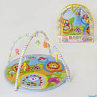 Дитячий ігровий Килимок для немовлят (816)