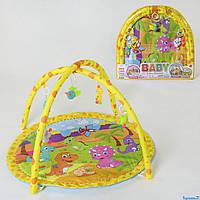 Дитячий ігровий Килимок для немовлят (843)