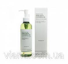 Легкое травяное гидрофильное масло Manyo Factory Herb Green Cleansing Oil 200 мл