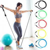 Эспандеры для фитнеса, фитнес - резинки для тренировок Power Bands для упражнений . Эспандер Бубновского