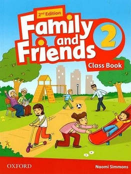 Family & Friends 2 Class Book 2nd Edition