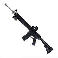 Автомат на аккумуляторе М16 штурмовая винтовка
